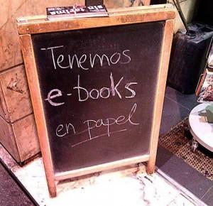 ¿Libros impresos o electrónicos?