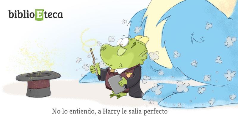 No lo entiendo, a Harry le salía perfecto...