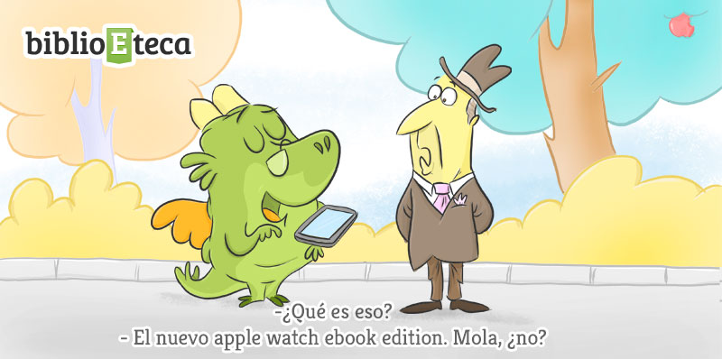 Apple Watch ebook edition